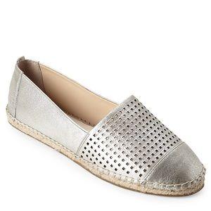 Vince Camuto Silver Dandee Espadrille Shoe